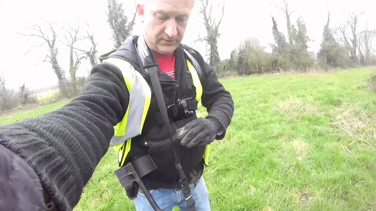 medium resolution of metal detecting easy swing harness cscope 3mxi