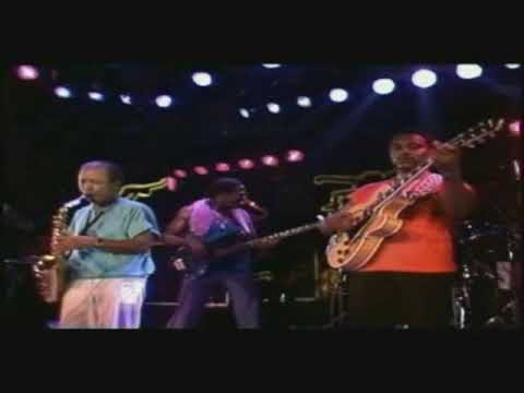 George Benson - On Broadway  (Live Montreux 1986)