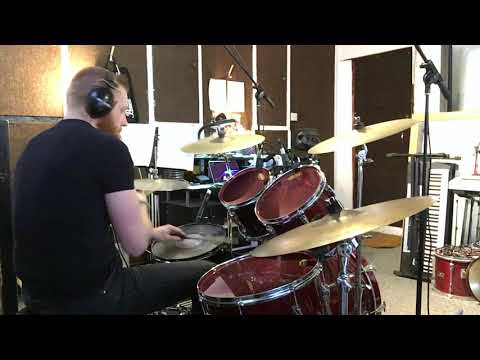 "How To Play ""Heart-Shaped Box"" By Nirvana On Drums: Note-For-Note Cover - DRUMS ONLY"