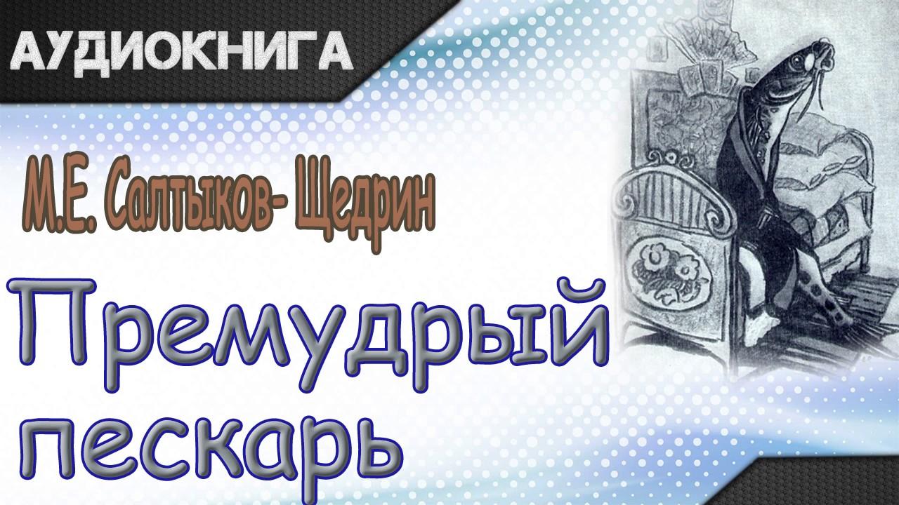 """""""Премудрый пескарь"""" М.Е.Салтыков-Щедрин. Аудиосказка - YouTube"""