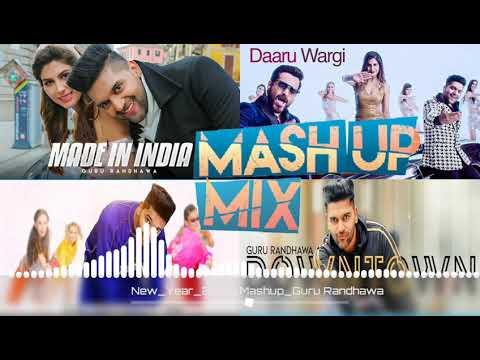 #Best Of 2019 Mashup - Guru Randhawa Top Hits  Punjabi Songs  || Non Stop Remix Mashup Songs