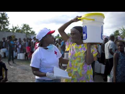Emergency health response in Haiti
