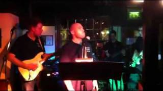 'Crossroads' performed live by The Andy Garrett All Stars Blues Band