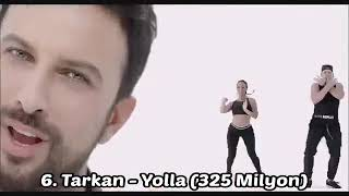 Most Viewed Turkish Songs On Youtube