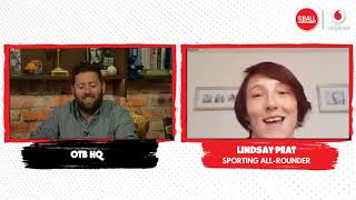 Lindsay Peat On The Union Cup, Folau And Marriage Referendum