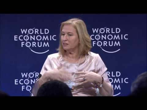 Tzipi Livni - A New Context for Peace - A Huge Opportunity