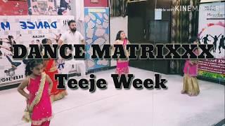 Teeje Week Kids Bhangra Dance Choreography