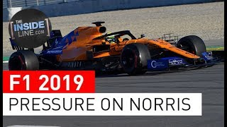 LANDO NORRIS: BIG EXPECTATIONS