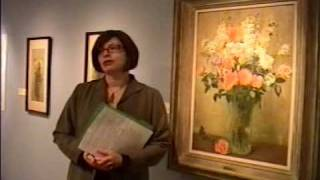 Fresno Met Museum - Anna Richards Brewster curator tour with Judith Maxwell - Part 5 of 9