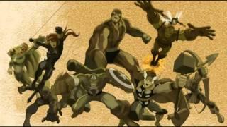 The Next Avengers: Heroes of Tomorrow (Deutscher Trailer) Marvel