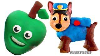Chase Hund Rettet Apple - Paw Patrol-Animation - Cartoons Für Kinder