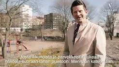 Kaksio 40m2 Kallio Toinen linja 23. Myytävät asunnot Helsinki