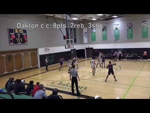 Dexter Reed's 2018-2019 Regular Season and Playoffs Highlights  Morton College Sophomore year