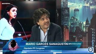 Mario Garcés: España fue de los primeros países en bienestar de las mujeres,ha caído por el Gobierno