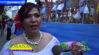 Desfile Inaugural de la FENAHUAP 2015 de Cd. Valles