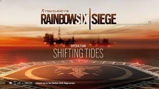 Rainbow Six Siege Operation Shifting Tides First Start up Menu Screen Kali & Wamai Gameplay