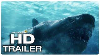 THE MEG Trailer #3 (NEW 2018) Jason Statham Megalodon Shark Movie HD
