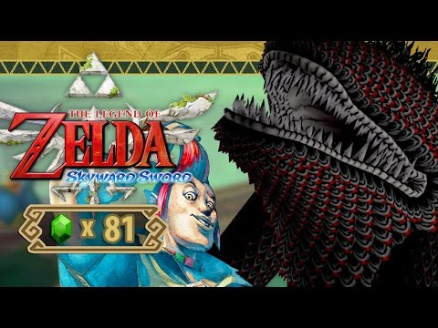 The Imprisoned: Second Form || The Legend of Zelda: Skyward Sword - #81