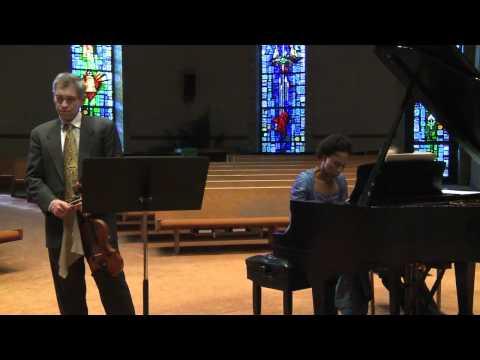 Sonata in C minor, Op 45, Edvard Grieg