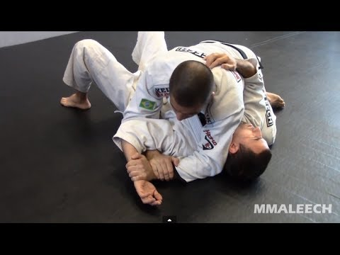 Americana Trap From Side Control - BJJ Submissions From Side Control - Part 1 Of 2