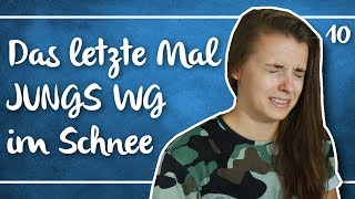Die letzte JUNGS WG im SCHNEE Folge!! |10| Annikazion