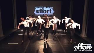 """Номер """"Шерлок Холмс"""" группы Продолжающие Мастерской танца Effort"""