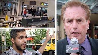 "Violence at Raptors Parade won't ""divide us,"" say Toronto fans   David Menzies"