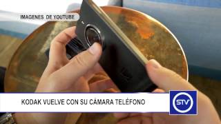 KODAK VUELVE CON SU CÁMARA TELÉFONO