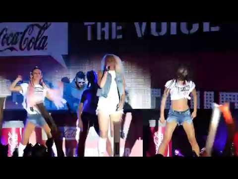 Coca Cola/The Voice Happy Energy Tour 2016 - Varna [part 1] [UHD 4K]