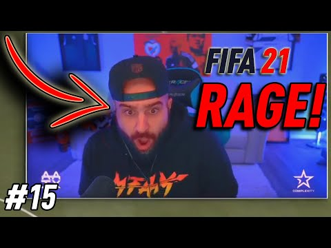 FIFA 21 ULTIMATE RAGE COMPILATION #15! 😡 |