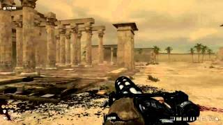 Serious Sam 3 playthrough level 9 (The Power of The Underworld)
