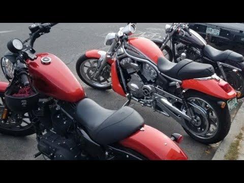 Harley Davidson Bike Ride To Durango, Colorado