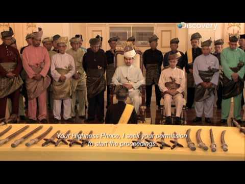 Malaysia's Royal Rites-Negeri Sembilan (I)