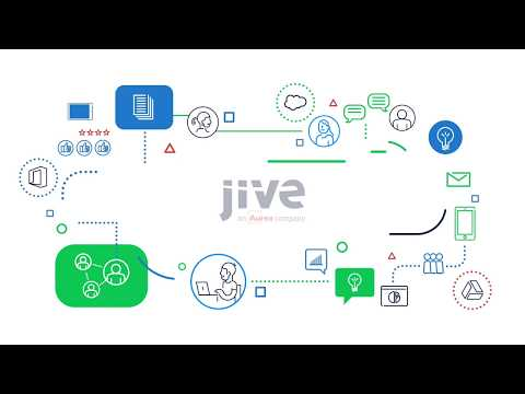 Jive Gets You Up and Running Fast