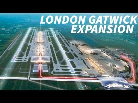 My THOUGHTS on a LONDON GATWICK Expansion