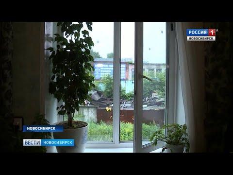Калининский район назван самым шумным районом Новосибирска
