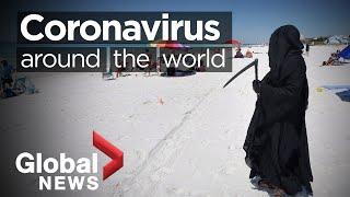 Coronavirus around the world: May 2, 2020