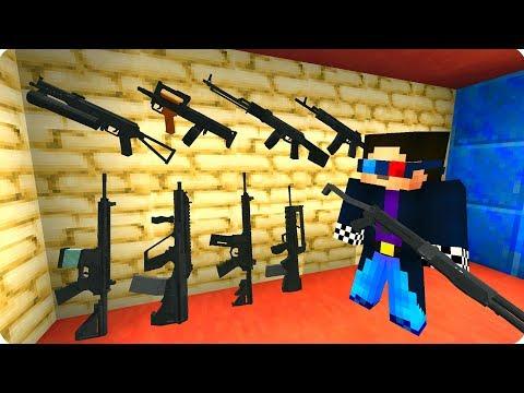 💣Нашел тайник с оружием [ЧАСТЬ 70] Зомби апокалипсис в майнкрафт! - (Minecraft - Сериал)
