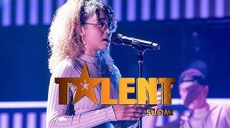 Elo Umukoro, 2. semifinaali | Talent Suomi | MTV3