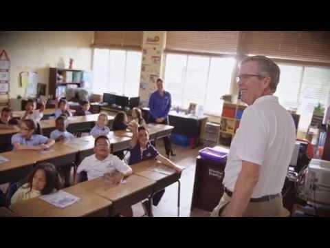 Making a Difference | Jeb Bush