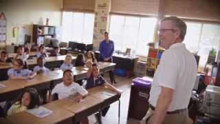Making a Difference | Jeb Bush