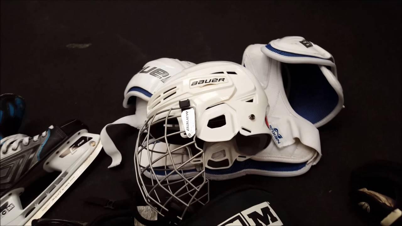 25. Жизнь в США, Nebraska - Любительский хоккей