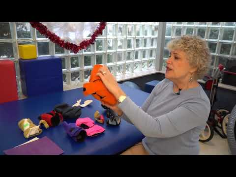 Splinting Occupational Therapy - Voorhees Pediatric Facility