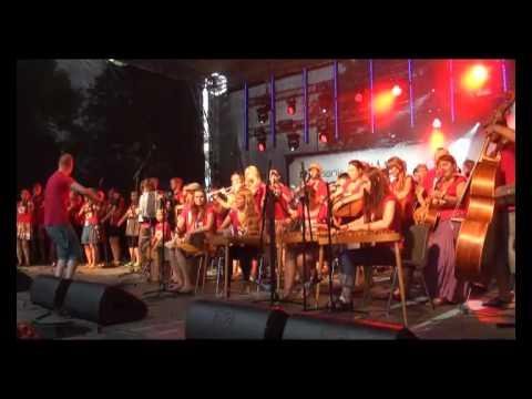 Eesti Etno  Tasuta ( Viljandi folk music festival 2011)
