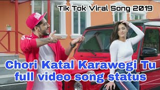chori katal karawegi tu full video song status| chori katal karegi tu kati Zeher song Hd Video