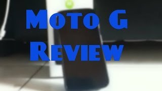 Motorola Moto G Honest Review - Indian Unit