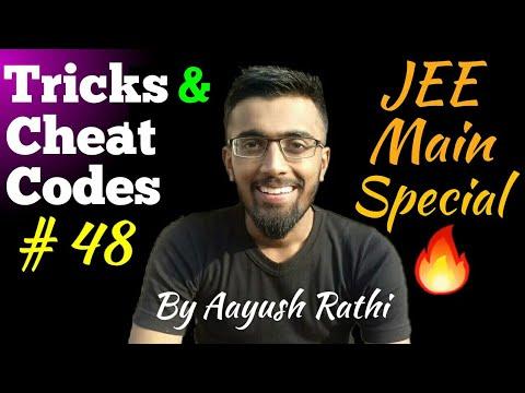 JEE Main Copy Karta Hai IIT Ka?🔥|JEE Main Chemistry Repeated Questions🔥|Tricks & Cheat Codes #48