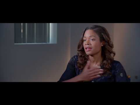 "Collateral Beauty: Naomie Harris ""Madeline"" Behind the Scenes Movie interview"