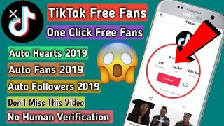 Increase tik tok fans