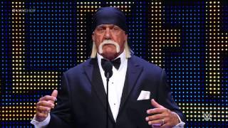 "Hulk Hogan explains how ""Macho Man"" Randy Savage inspired him: March 28, 2015"